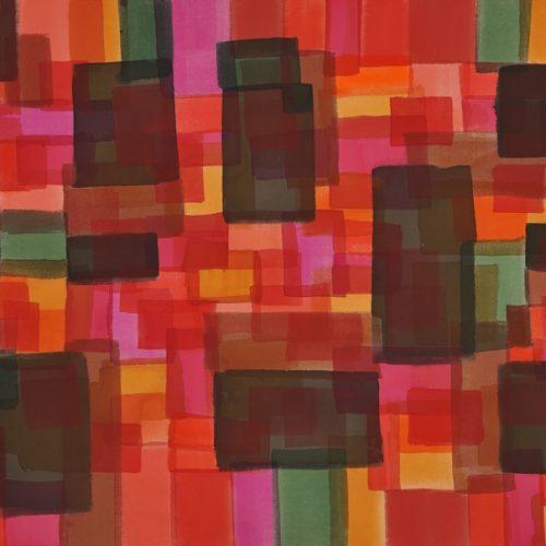 Jamie's Choice Radiant Light Series Acrylic on canvas 43 x 58 inches