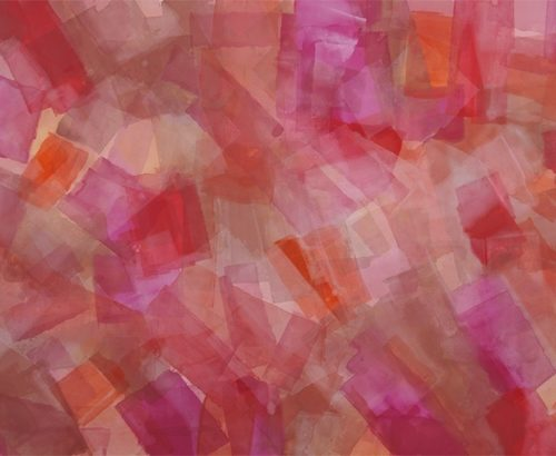 Modern Dance Paths of Light Series Acrylic on canvas 80 x 128 inches
