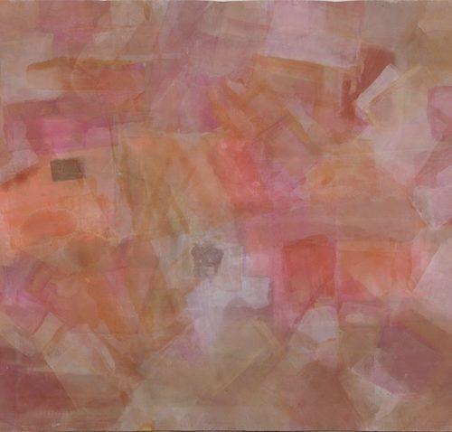 Sun Dance Paths of Light Series Acrylic on canvas 68 x 93 inches